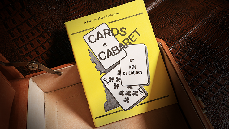 Cards in Cabaret - magic