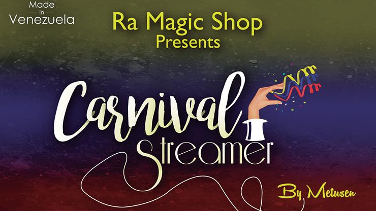 Carnival Streamer Christmas - magic