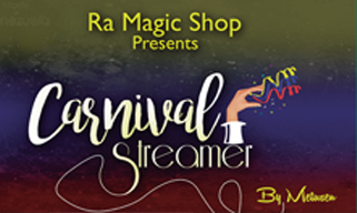 Carnival Streamer - magic