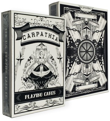 Carpathia Playing Cards - magic