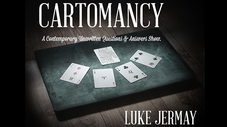 Cartomancy (Book) - magic