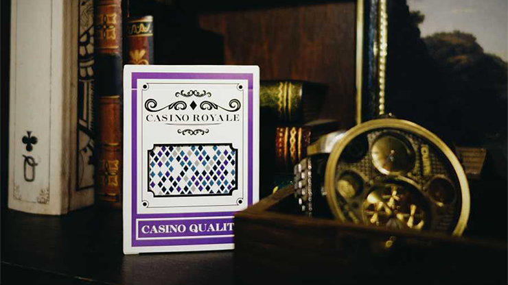 Casino Royale: Mystic Edition Playing Cards - magic