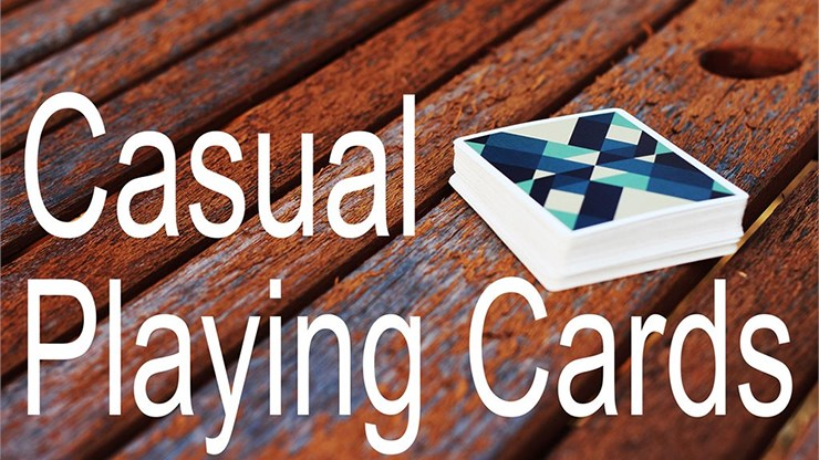 Casual Playing Cards - magic