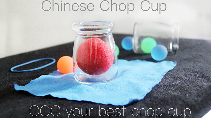 CCC Chinese Chop Cup - magic