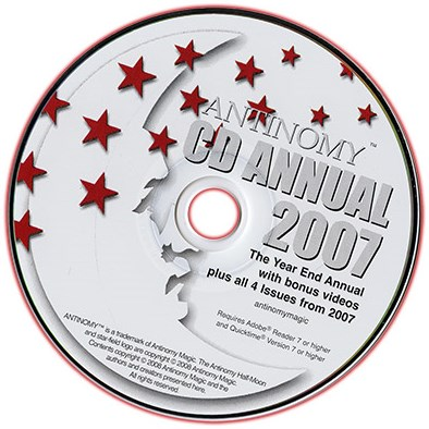 CD Antinomy Annual Year 3 - magic