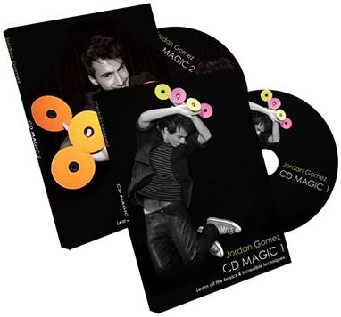 CD Magic (Volume 1 & 2) - magic