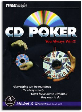 CD Poker Vernet - magic