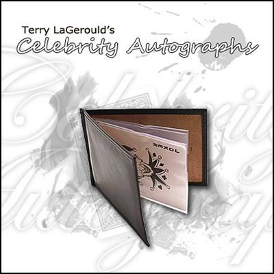 Celebrity Autographs - magic