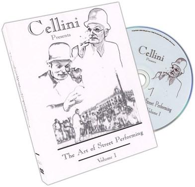Cellini Art Of Street Performing Volume 1 - magic