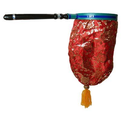 Change Bag with Turning Handle (Jumbo) - magic