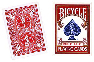 Cheek to Cheek Deck (Bicycle) - magic
