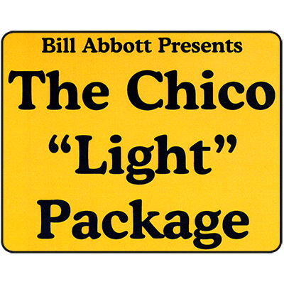 """Chico Routine """"Light"""" Package Deluxe Routine - magic"""