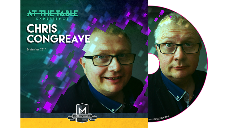 Chris Congreave Live Lecture DVD - magic