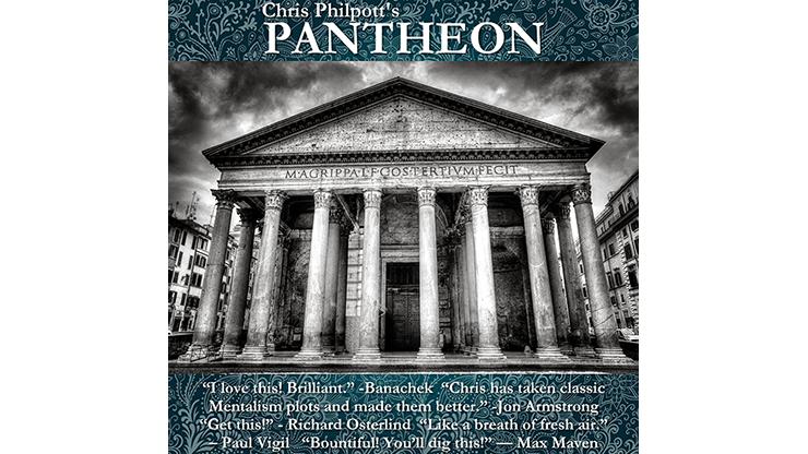 Chris Philpott's PANTHEON - magic
