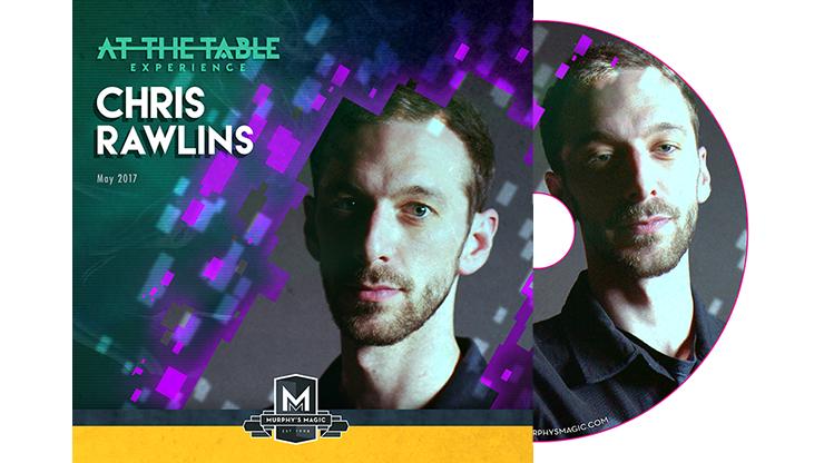 Chris Rawlins Live Lecture DVD - magic