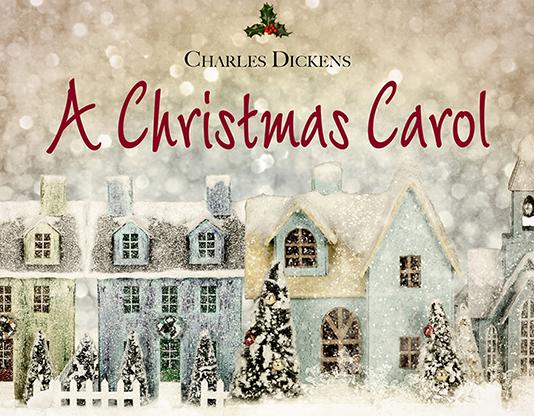 Christmas Carol Book Test - magic