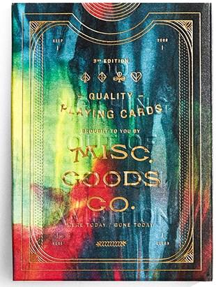 Cina Playing Cards - magic