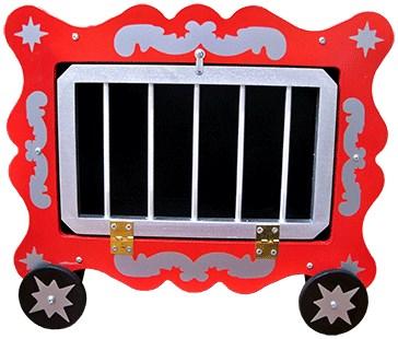 Circus Wagon - magic