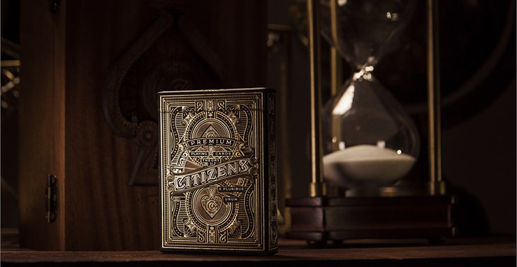 Citizen Playing Cards - magic