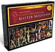 Classic Mysteries/Master Magician's Set - magic