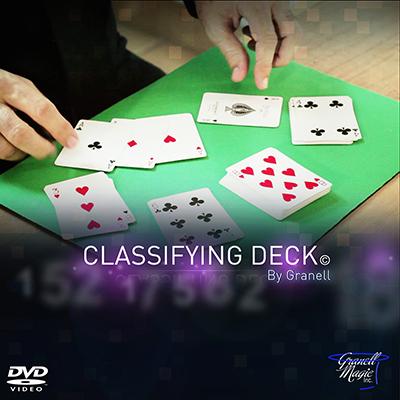 Classifying Deck - magic