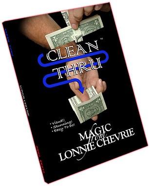Clean Thru - Clear Thru - magic