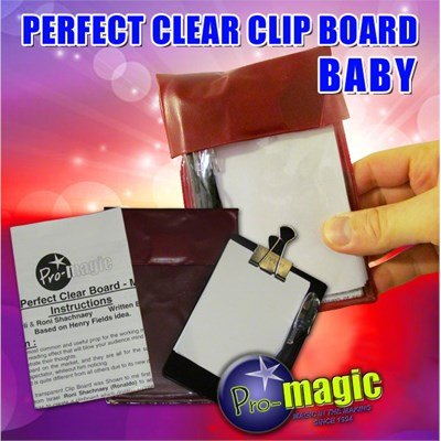 Clear Clip Board - magic