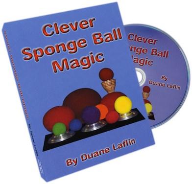 Clever Sponge Ball Magic - magic