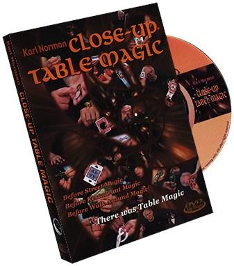 Close Up Table Magic - magic