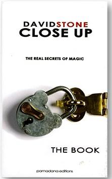 Close Up The Real Secrets of Magic Autographed - magic