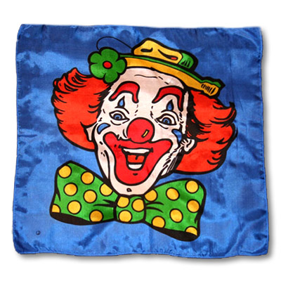 "Clown Silk 45"" - magic"