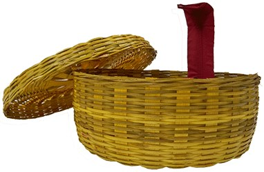 Cobra Tie in Basket - magic