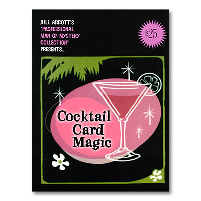 Cocktail Card Magic - magic