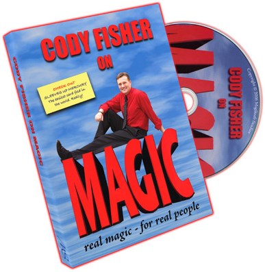Cody Fisher On Magic - magic