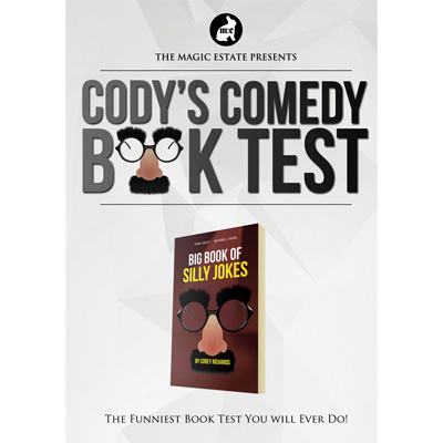 Cody's Comedy Book Test - magic