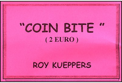 Coin Bite 2 Euro - magic