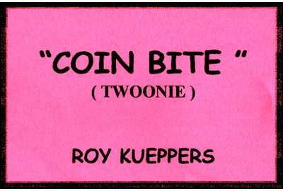 Coin Bite Canadian - magic