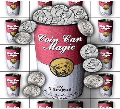 Coin Can Magic - magic