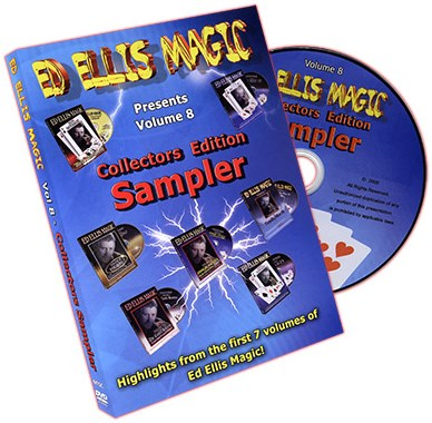 Collector's Edition Sampler - magic