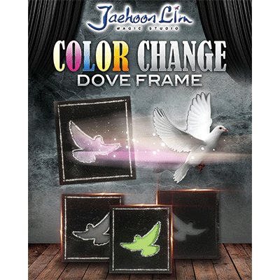 Color Change Dove Frame - magic