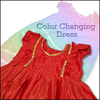 Color Changing Dress - magic