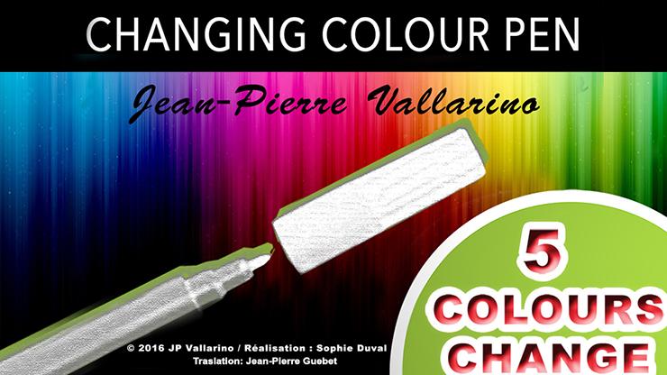 Color Changing Pen - magic