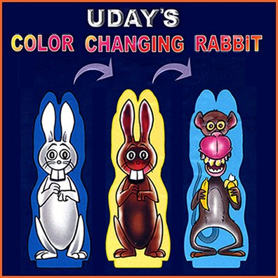 Color Changing Rabbits - magic