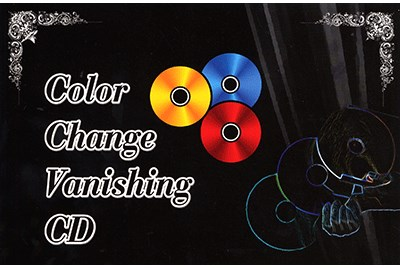 Color Changing / Vanishing CD - magic