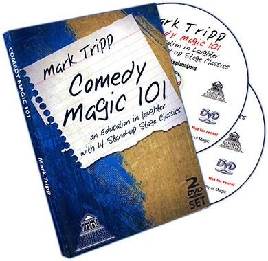 Comedy 101 - magic