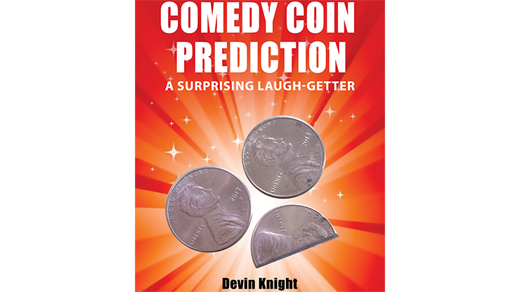 Comedy Coin - magic
