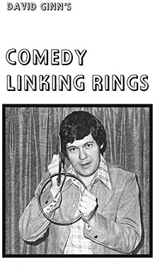 Comedy Linking Rings - magic