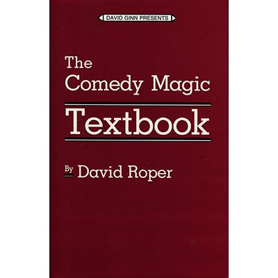 Comedy Magic Textbook - magic
