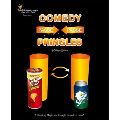 Comedy (Passe-Passe) Potato Chips - magic