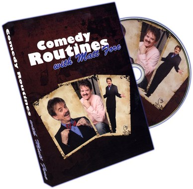 Comedy Routines - magic